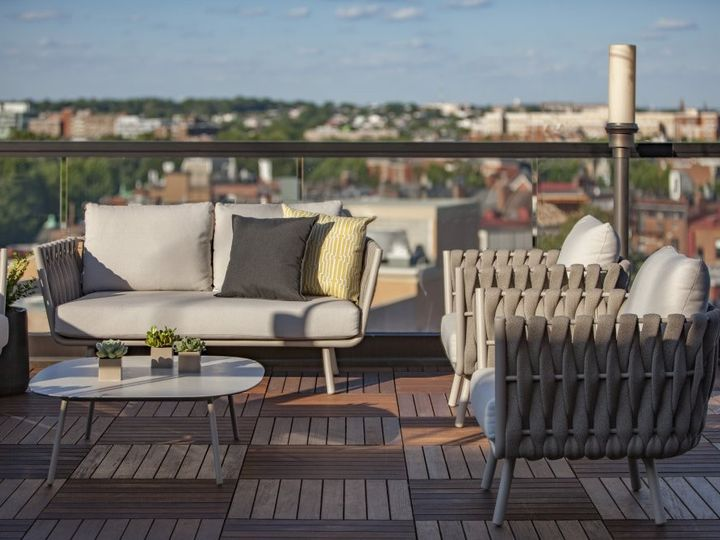 Tmx 1478637859871 Rooftop 4 Washington, DC wedding venue