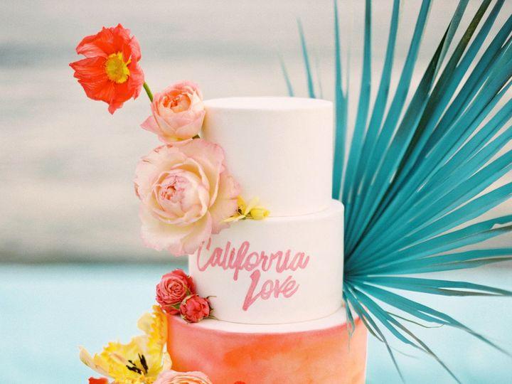 Tmx 1465879730514 Californialove 014 3 Camarillo, CA wedding cake