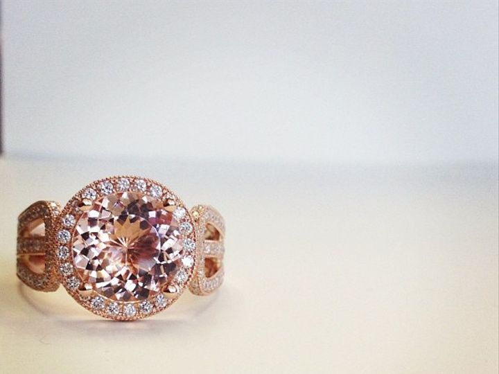 Tmx 1398964862415 Rose Gold Engagement Ring Los Angeles wedding jewelry