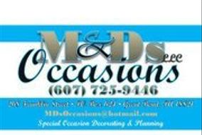 M&Ds Occasions LLC
