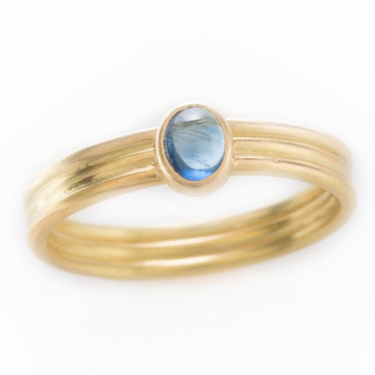 sapphire oval ring 4