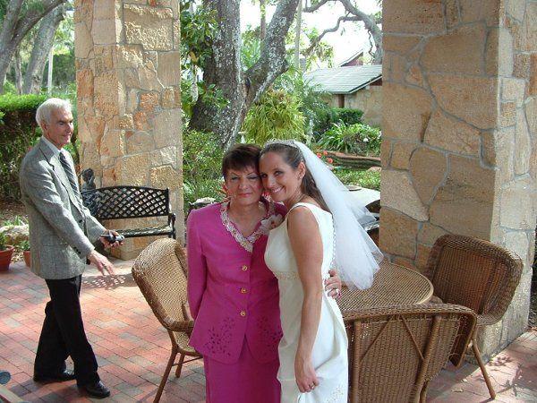 Joyce, Natalie and Jim  Miller-May Wedding 3/28/2009