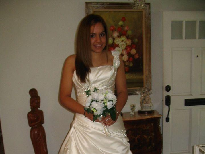 Tmx 1344602890098 Shirleyatfitting001 Ormond Beach wedding dress