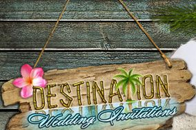 Vanessa's Destination Wedding Invitations
