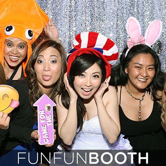 Funfun Booth