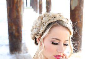 Makeup by Christina Burns