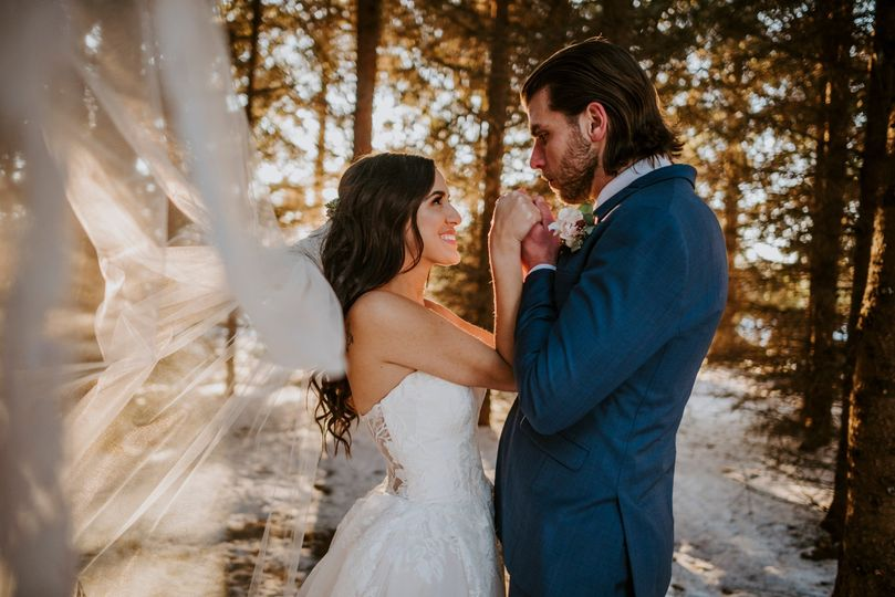 Pine Tree Barn Wedding