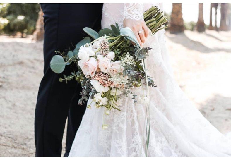 Stunning Bridal Bouquet