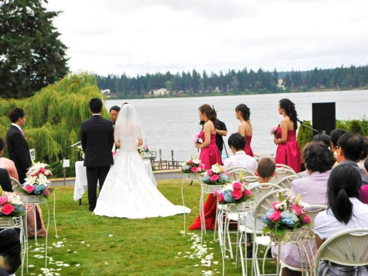 Tmx 1350590881370 FLakeWedding Lakewood, WA wedding venue