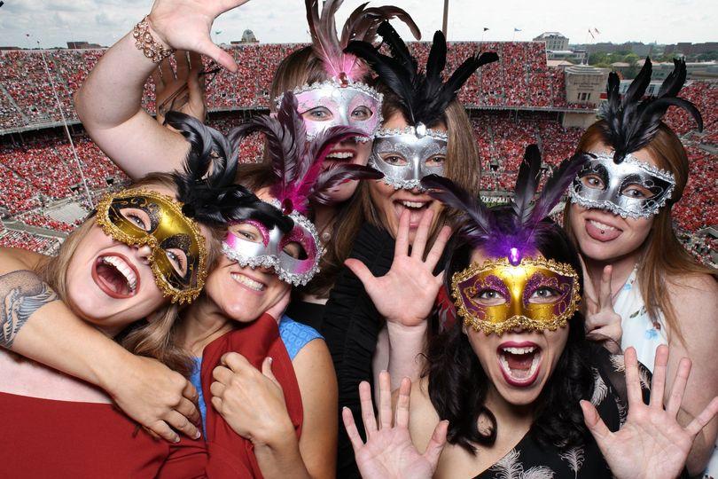Crazy masks!