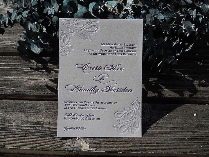 Tmx 1348599569019 DSCN1669 Salem wedding invitation