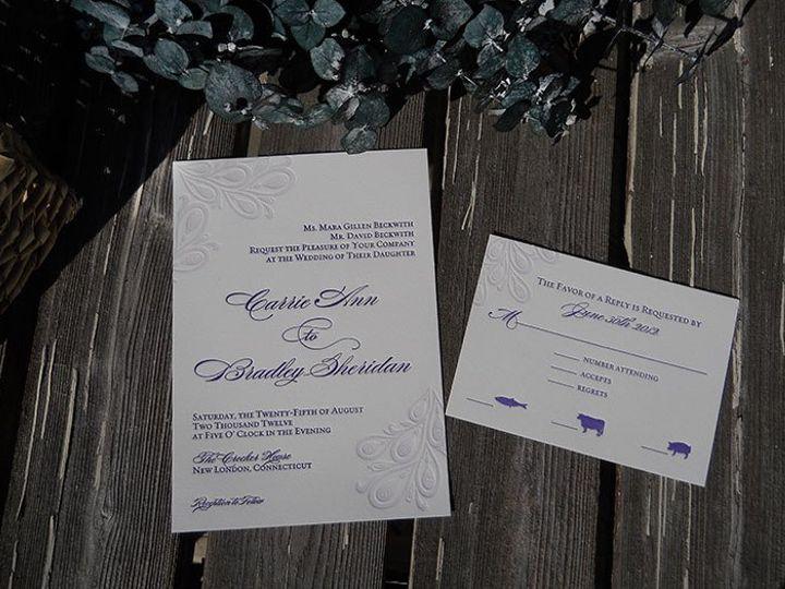 Tmx 1348599858239 DSCN1677small Salem wedding invitation