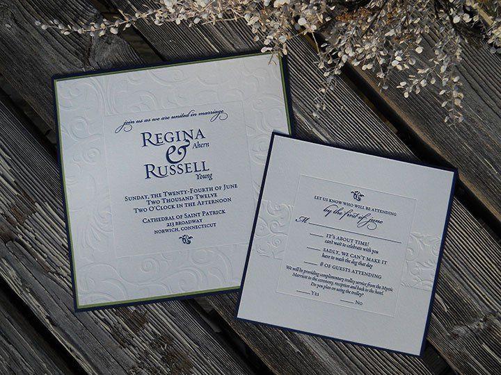 Tmx 1348772481546 DSCN1745 Salem wedding invitation