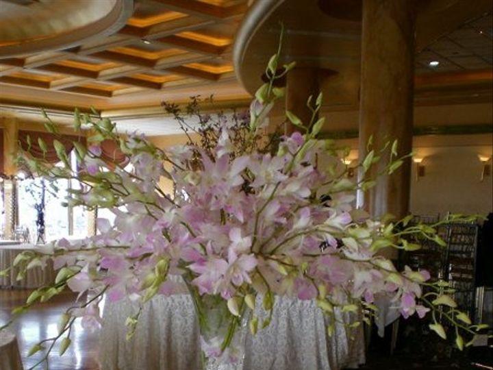 Tmx 1261175669582 Blenkowithpinkdendro Suffern, NY wedding florist