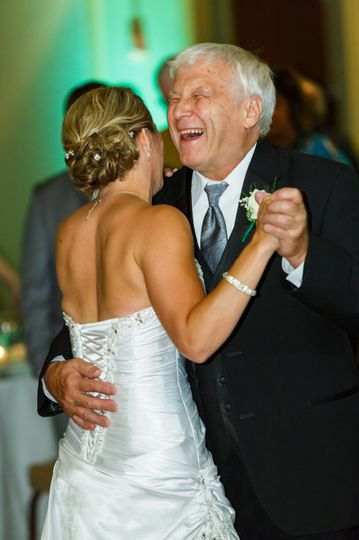 First dance at Dolce in Basking Ridge