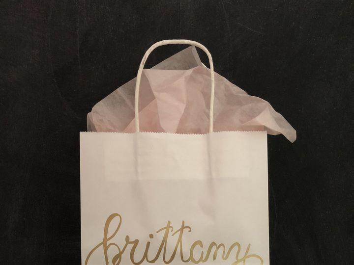 Tmx 2 Customizedhandwrittengiftbags B 51 1020043 Moorestown, New Jersey wedding invitation