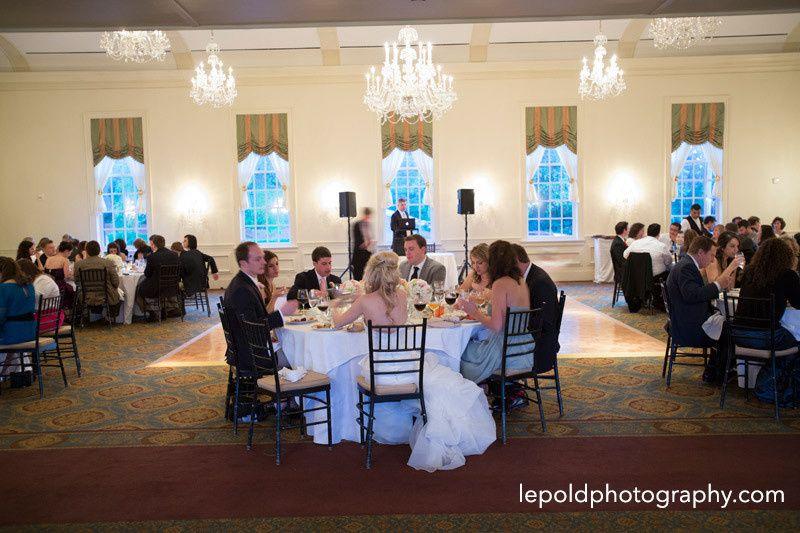 ballroom weddin