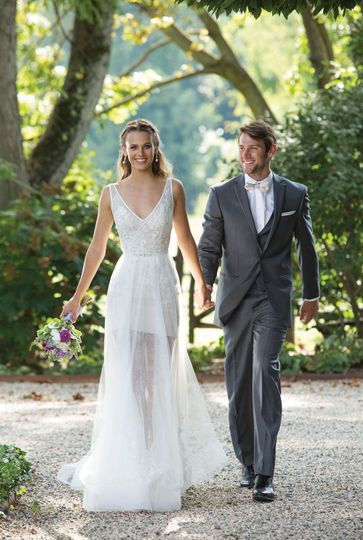 Sandals Bridal & Formal Wear