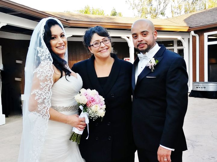 Tmx 1522252267 50fa927b9291c52e 1522252265 042035a757851fc7 1522252262472 5 20160527 180755 Hacienda Heights, CA wedding officiant