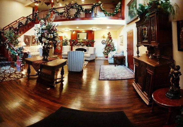 nhh christmas lobby