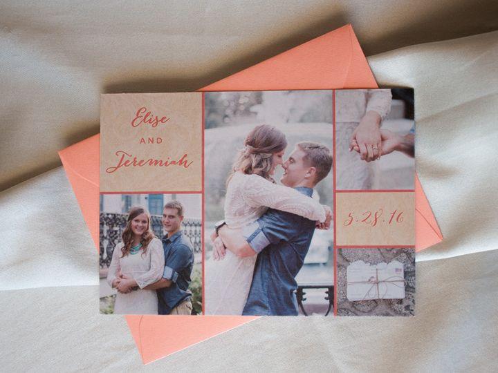 Tmx 1473097750810 5128b704d3840df20c42049e94b78ff6e66092 Ann Arbor wedding invitation