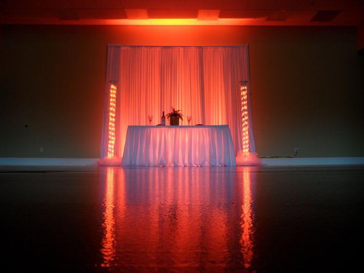 Tmx 1349995113385 Lightedbackdroptampatradewindsdjweddinglightingdjs Orlando, FL wedding dj