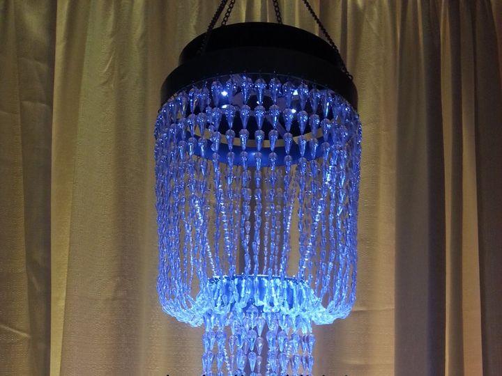 Tmx 1363484327799 Orlandodjandlightingredchandelierrentalcrystallighted Orlando, FL wedding dj