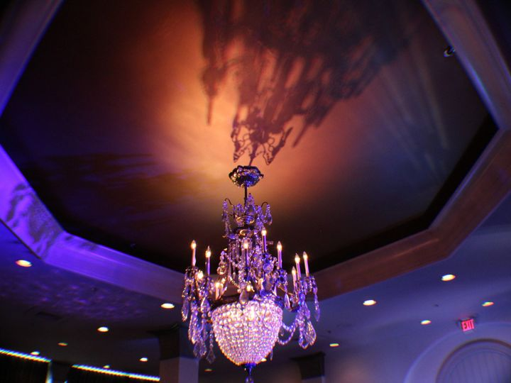 Tmx 1436902632464 Weddin Lighting Chandelier Spotlighting Castle Hot Orlando, FL wedding dj