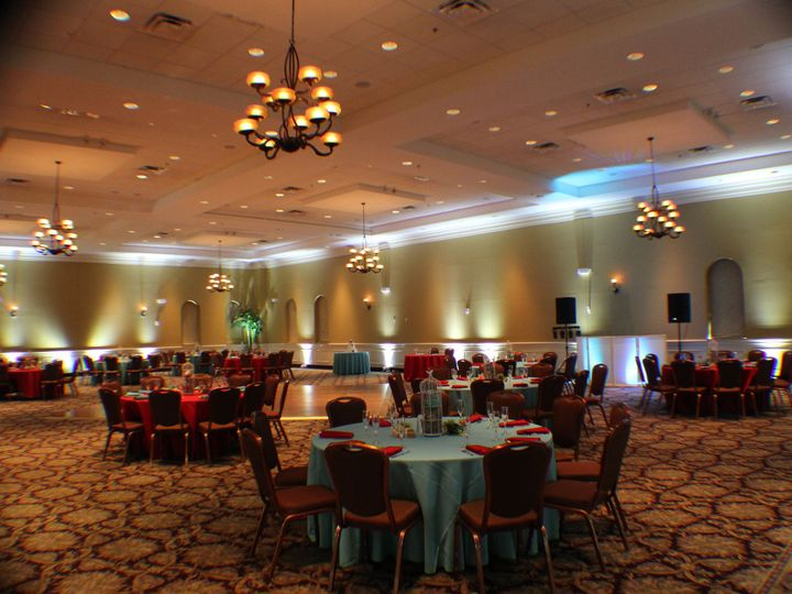 Tmx 1436902823897 Holy Trinity Wedding Dj Lighting Ideas White Orlando, FL wedding dj