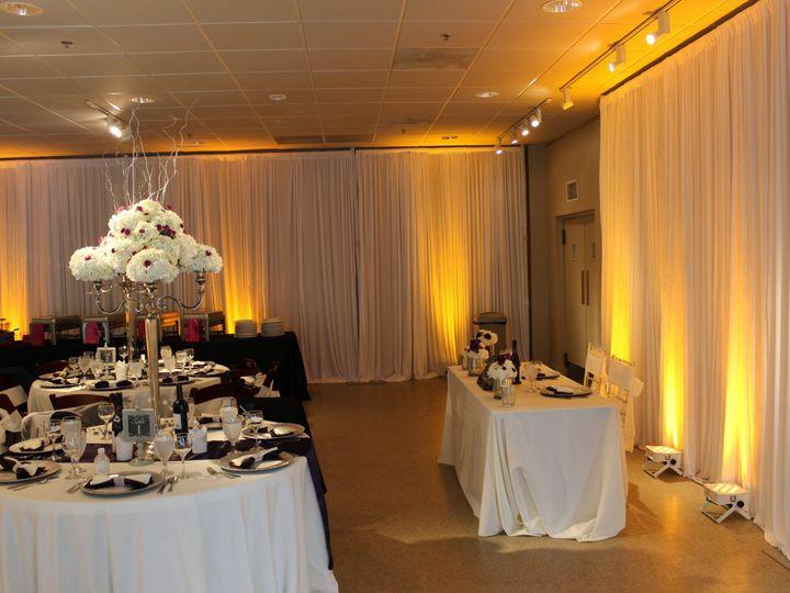 Tmx 1436903010115 Amber Uplighting Maitland Art Center Wedding Ideas Orlando, FL wedding dj