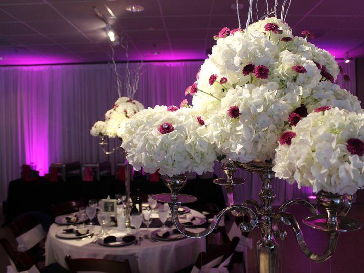 Tmx 1436903088343 Centerpiece Pinspotting Orlando Wedding Lighting I Orlando, FL wedding dj
