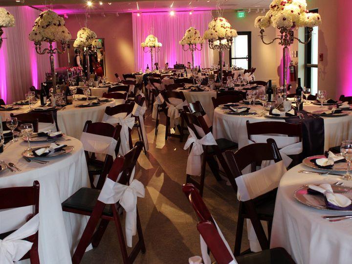 Tmx 1436903131074 Fuscia Wedding Uplighting Maitland Art Center Drap Orlando, FL wedding dj