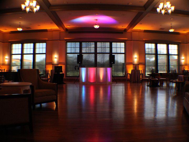 Tmx 1436903436338 Noahs Lake Mary Amber Uplighting Wedding Ideas Orl Orlando, FL wedding dj