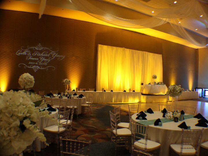 Tmx 1436904991777 Amber Uplighting Rosen Centre Hotel Wedding Lighti Orlando, FL wedding dj