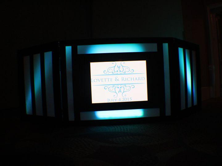 Tmx 1436905228189 Rosen Center Wedding Ideas L.e.d. Dj Booth With Cu Orlando, FL wedding dj