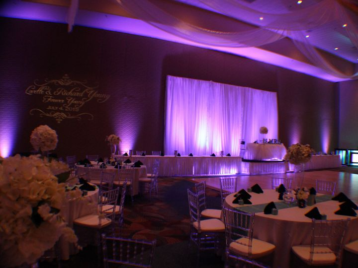 Tmx 1436905277766 Rosen Centre Wedding Ideas Decor Lighting Orlando, FL wedding dj