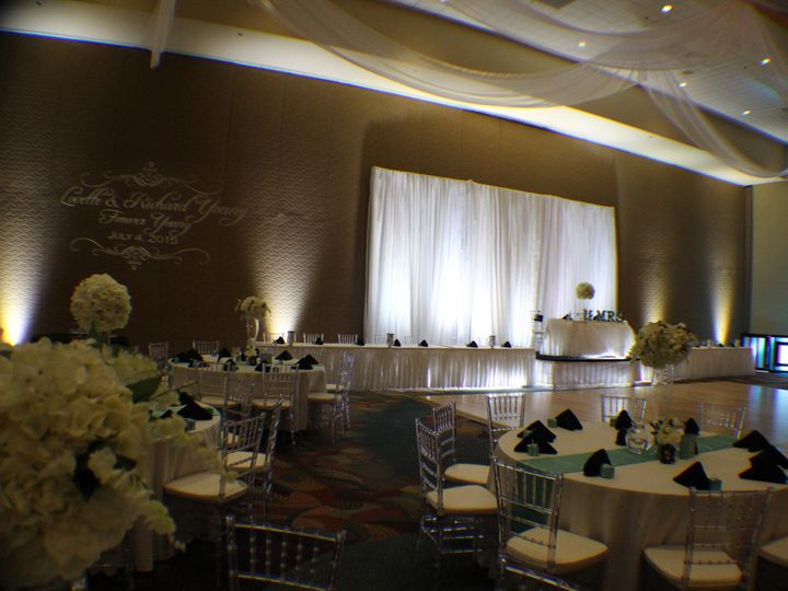 Tmx 1436905385766 White Uplighting Rosen Centre Hotel Wedding Lighti Orlando, FL wedding dj