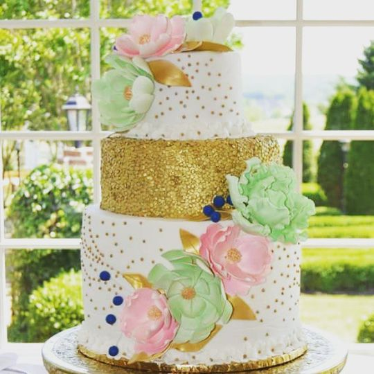 Cakeview - Wedding Cake - Lynchburg, VA - WeddingWire