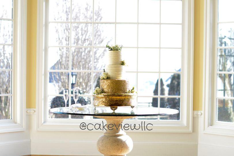 Cakeview Wedding Cake Lynchburg VA WeddingWire