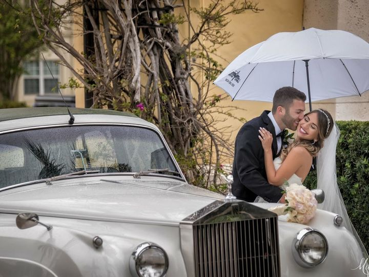 Tmx 1521304350 Eb9f398111873b73 1521304348 3f0ee1a6ae3008a2 1521304353908 1 Rain Fort Lauderdale, Florida wedding transportation