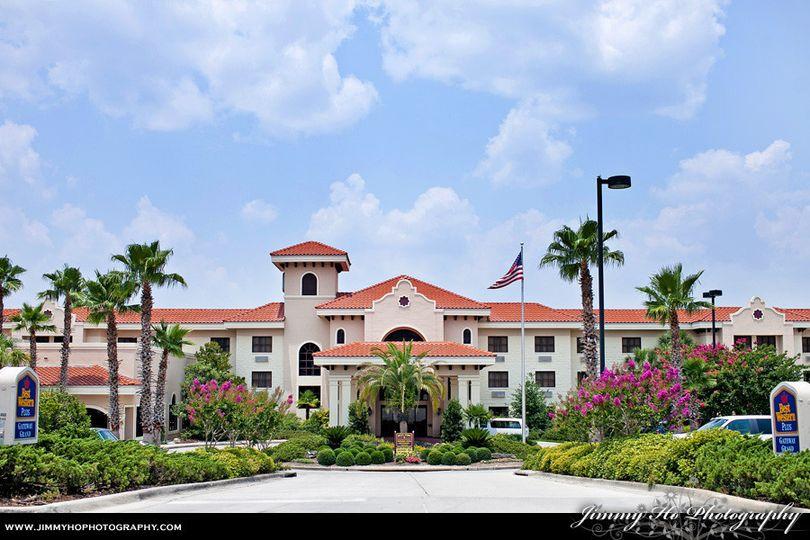 BEST WESTERN® Gateway Grand
