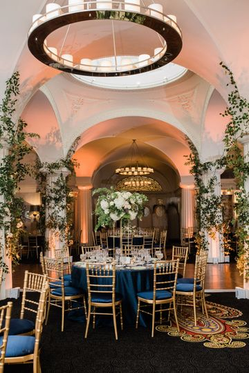 Paris Ballroom Reception