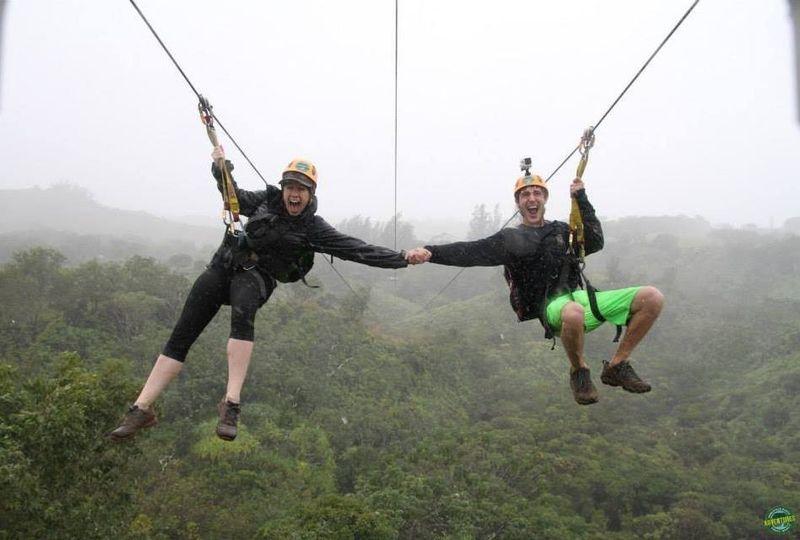 nicole and zachary honeymoon in kauai hawaii 201