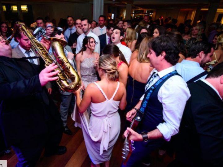 Tmx 1535049266 54c1b4990f642245 1535049264 Efce77f06870d936 1535049259089 22 Screen Shot 2018  Hoboken, New Jersey wedding band