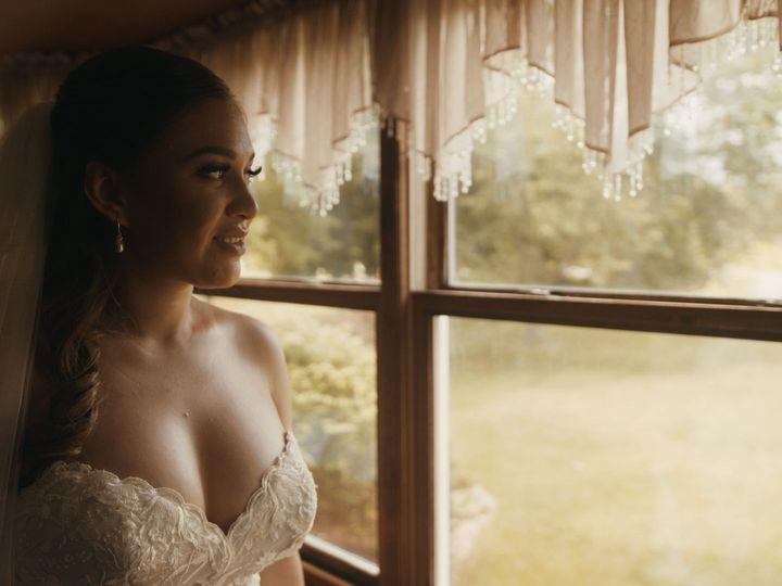 Tmx 1539577809 0dd85daa9028b2de 1539577807 C3b1de4f0e6a8b0d 1539577745682 24 Bride Looking Out Ann Arbor, MI wedding videography