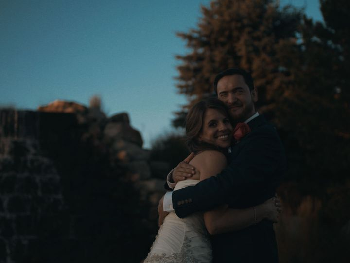 Tmx 1539579935 1c230918c9afe4c4 1539579923 Dca437018d237786 1539579902553 17 Golden Hour Hug Ann Arbor, MI wedding videography