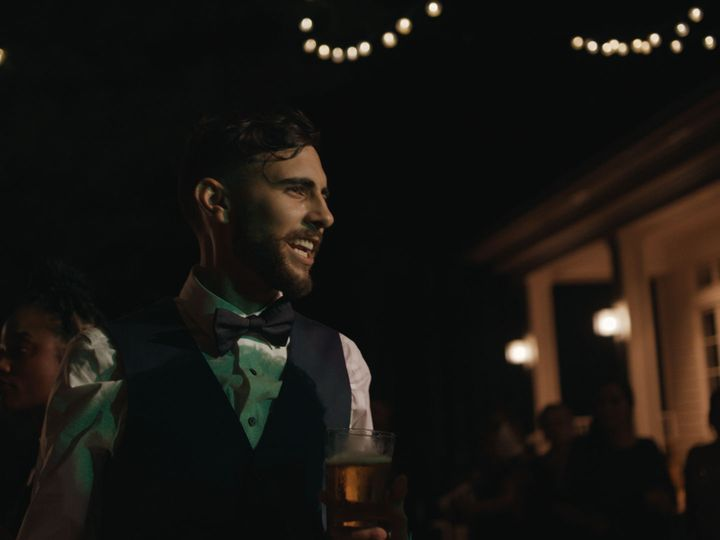 Tmx 1539579939 3566e5ca407253d3 1539579924 3db130cd24be97c8 1539579902556 19 Groom Enjoying Th Ann Arbor, MI wedding videography