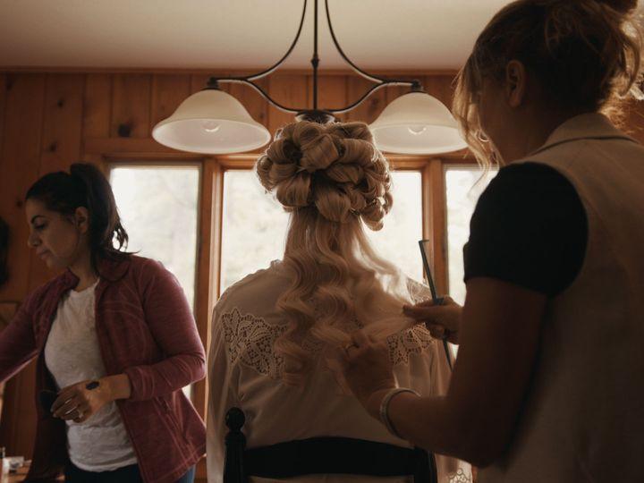 Tmx 1539579955 6d6d29a75b38cedb 1539579944 Fe8d0fe76a57806b 1539579902571 37 Kelly Preps Hair Ann Arbor, MI wedding videography