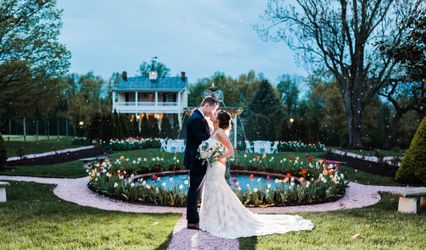 The wedding of Christopher and Danielle