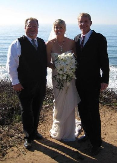 Elope to Del Mar - More information at www.sandiegoelope.com